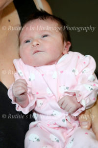 Abbigail Ann, baby born at Harney District Hospital
