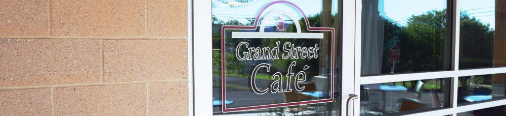Grand Street Cafe entrance