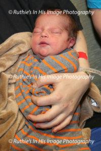 Baby Girl AshLynn Irene